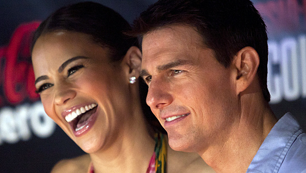 "Tom Cruise, Paula Patton - schon bei ""Mission Impossible - Ghost Protocol"" (2011) ein starkes Paar (Bild: AP)"