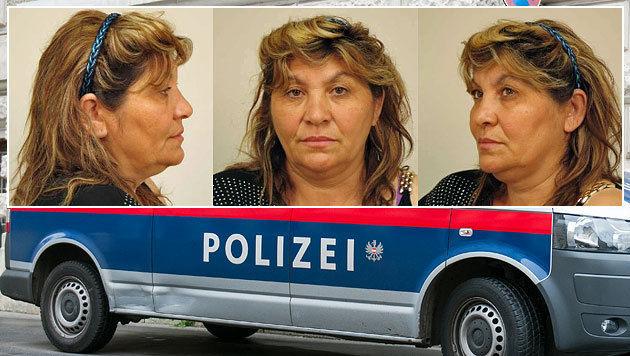 Die mutmaßliche Täterin sitzt in Haft. Etwaige weitere Opfer sollen sich bei der Polizei melden. (Bild: Landespolizeidirektion Steiermark, Andreas Graf)