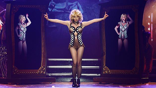 In Las Vegas rockt Britney Spears derzeit die Bühne. (Bild: APA/EPA/Denise Truscello)