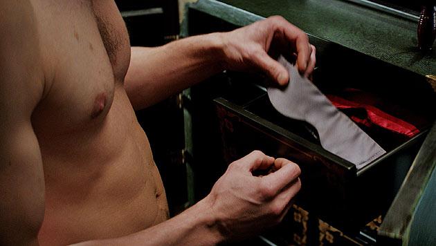 Christian Grey, gespielt von Jamie Dornan, lebt seine erotischen Fantasien aus. (Bild: UPI)