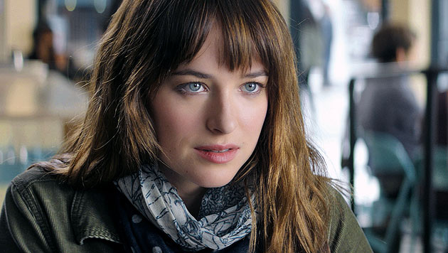 "Dakota Johnson spielt in der Verfilmung von ""Fifty Shades of Grey"" die Rolle der Anastasia Steele. (Bild: UPI)"