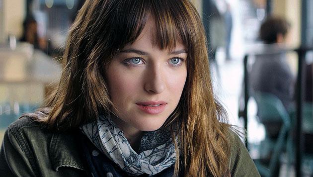 """Dakota Johnson spielt in der Verfilmung von """"Fifty Shades of Grey"""" die Rolle der Anastasia Steele. (Bild: UPI)"""