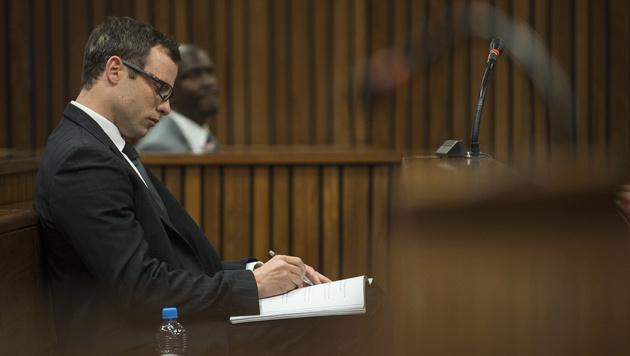 """Oscar Pistorius für Staatsanwalt """"ein Lügner"""" (Bild: AP)"""