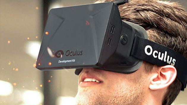 Cyberbrille Oculus Rift erscheint Anfang 2016 (Bild: oculusvr.com)