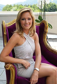 "Für ""Playboy""-Leser verkörpert Helene Fischer die perfekte Frau. (Bild: Uta Rojsek-Wiedergut)"