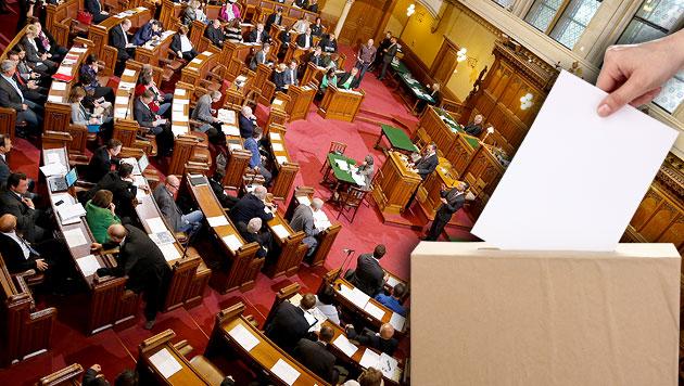 Erste Hinweise auf vorverlegte Wahlen im Juni (Bild: Zwefo, thinkstockphotos.de)