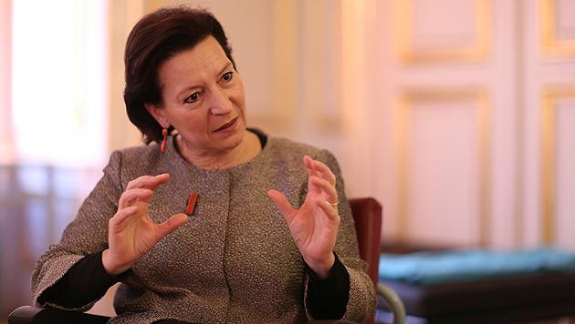 Ex-Bildungsministerin Gabriele Heinisch-Hosek (Bild: Gerhard Bartel)