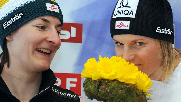 Kathrin Zettel hört auf! Ski-Ass beendet Karriere (Bild: APA/BARBARA GINDL)