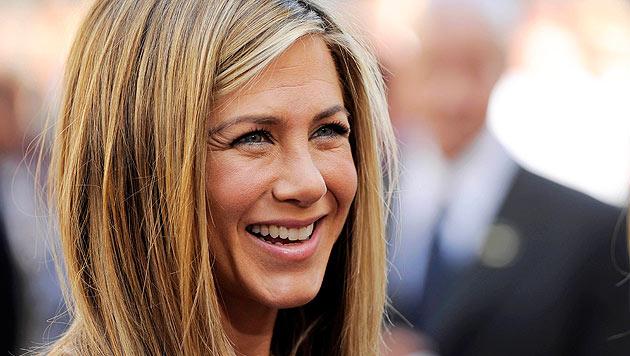 Jennifer Aniston ist eine der schönsten Frauen der Welt. (Bild: AP/Chris-Pizzello)