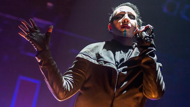 Marilyn Manson steckt weiterhin im Formtief (Bild: Andreas Graf)