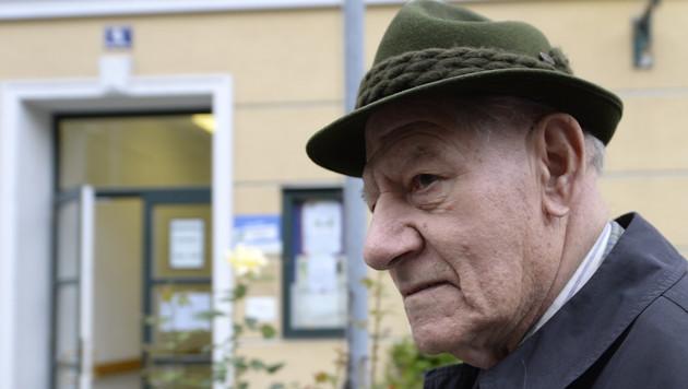 Vater von Vizekanzler Spindelegger gestorben (Bild: APA/HERBERT NEUBAUER)