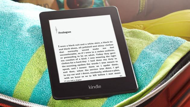 Wie Elektronik unsere Lese-Gewohnheiten verändert (Bild: Amazon)