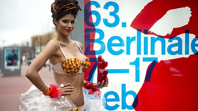 Im Dschungelcamp sorgte die Nackt-DJane 2012 für Furore. (Bild: AFP)