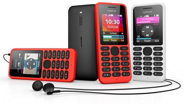 Nokia 130: Microsoft bringt Billighandy um 19 Euro (Bild: Nokia)