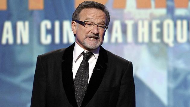 Bei einer Preisverleihung 2010 als Laudator für Matt Damon (Bild: AP)