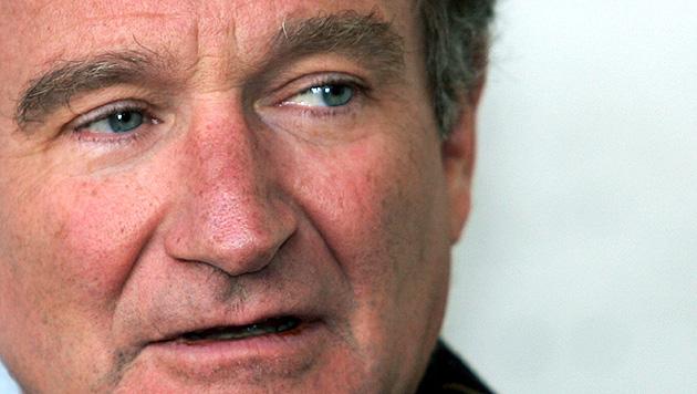 Robin Williams gewann einen Oscar und war drei Mal nominiert. (Bild: APA/EPA/Claudio Onorati)