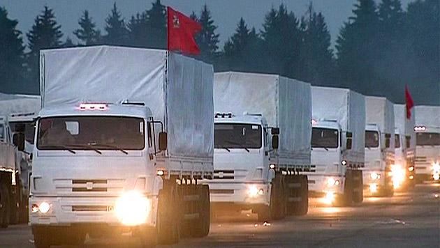 russischer hilfskonvoi darf nicht in die ukraine angst vor invasion welt. Black Bedroom Furniture Sets. Home Design Ideas