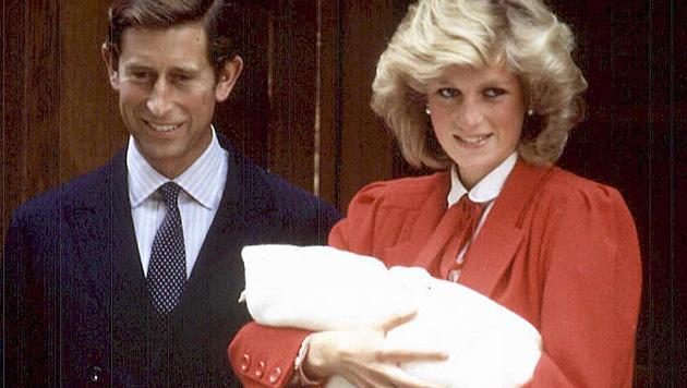 Am 15. September 1984 erblickte Prinz Harry das Licht der Welt. (Bild: EPA/picturedesk.com)