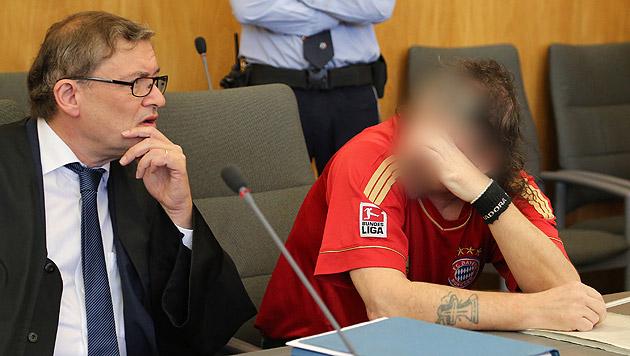 Der Angeklagte Günther O. (Bild: APA/dpa)