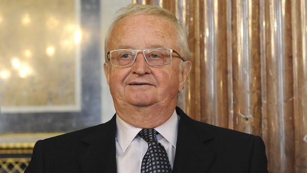 ÖBB-Aufsichtsratschef Pöchhacker gestorben (Bild: APA/HELMUT FOHRINGER)