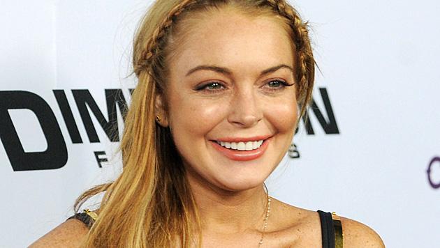 Lindsay Lohan war fast schon Dauergast in diversen Entzugskliniken. (Bild: AP)