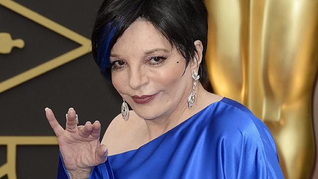 Auch Liza Minelli checkte schon in die Betty-Ford-Klinik ein. (Bild: APA/EPA/MIKE NELSON)