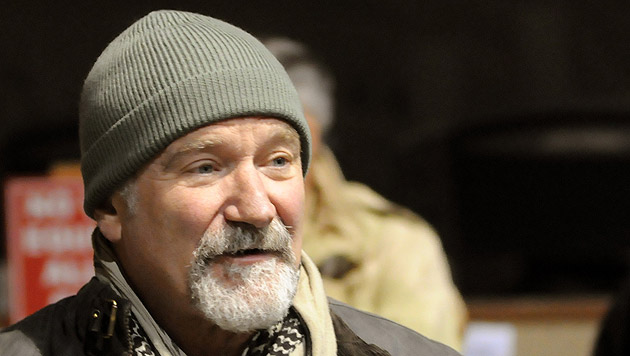 Ehefrau: Robin Williams litt an Parkinson (Bild: AP)