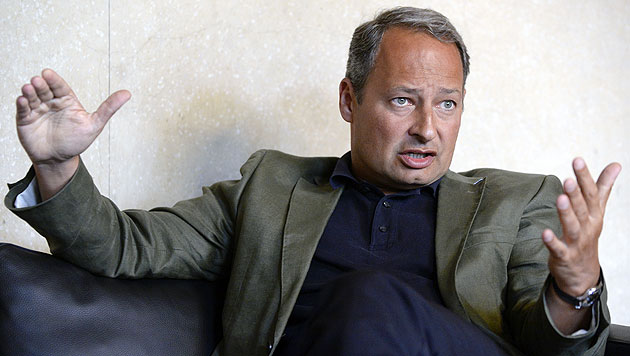 SPÖ-Klubobmann Andreas Schieder (Bild: APA/Hans Klaus Techt)