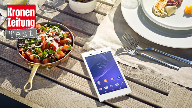 Sony Xperia T3: Dünner Mittelklasse-Riese im Test (Bild: Sony)