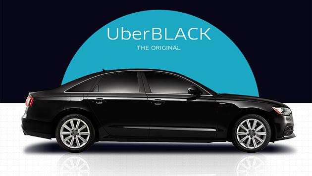 Fahrdienst Uber fordert Taxi-Reform in Deutschland (Bild: uber.com)