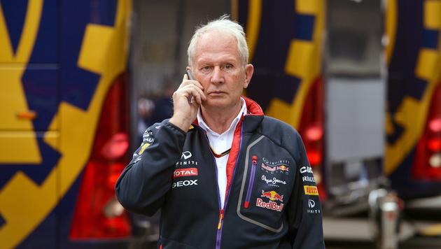 "Marko: ""Kritik an Vettel überzogen und unfair"" (Bild: APA/EPA/DAVID EBENER)"