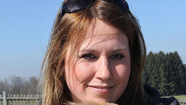 Johanna Stadler von der Pfotenhilfe Lochen (Bild: Marion Hörmandinger)