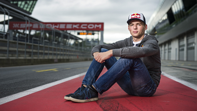 Toro Rosso nimmt Verstappen junior unter Vertrag (Bild: Philip Platzer/Red Bull Content Pool)