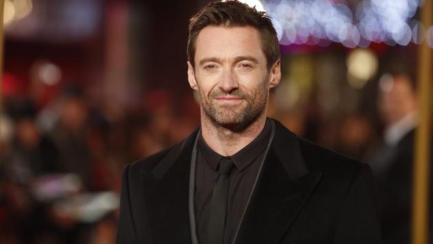 """Hugh Jackman als Überraschungsgast im neuen """"Star Wars""""-Film? (Bild: EPA/TAL COHEN)"""