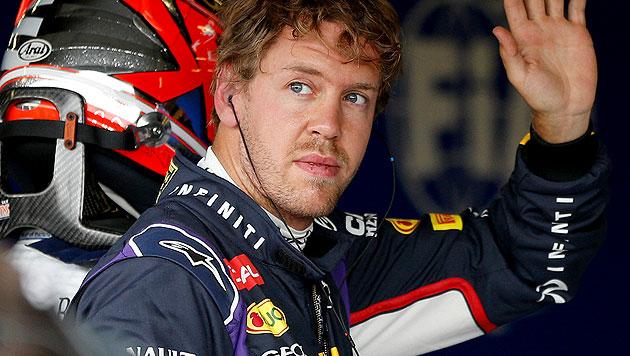 Gelingt Vettel bei Lieblings-GP in Spa Trendwende? (Bild: AP)