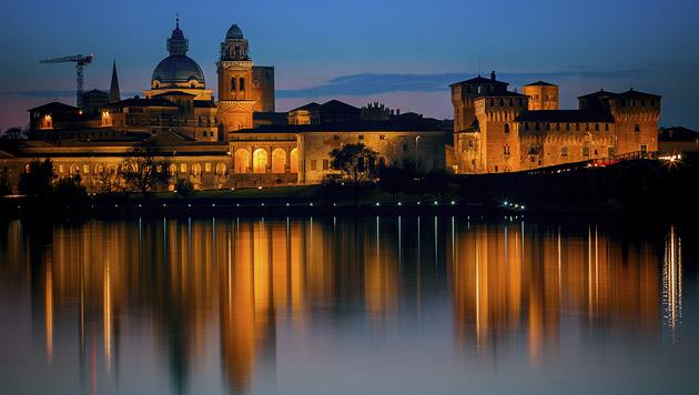 Mantua: Mit dem Rad durch die kleine Toskana (Bild: thinkstockphotos.de)