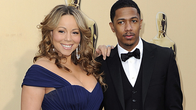 Mariah Carey und Nick Cannon (Bild: ANDREW GOMBERT/EPA/picturedesk.com)