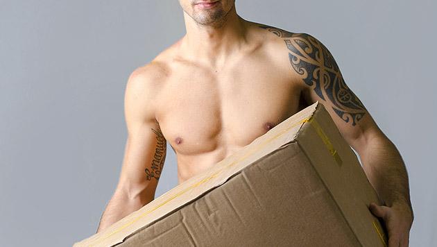 Richterin lässt Penis eines Paketboten messen (Bild: thinkstockphotos.de)