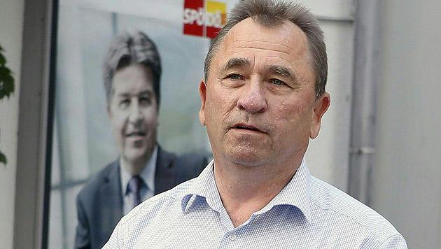 Walter Schopf übernimmt den Abgeordnetensitz der verstorbenen Barbara Prammer im NR. (Bild: APA/RUBRA)