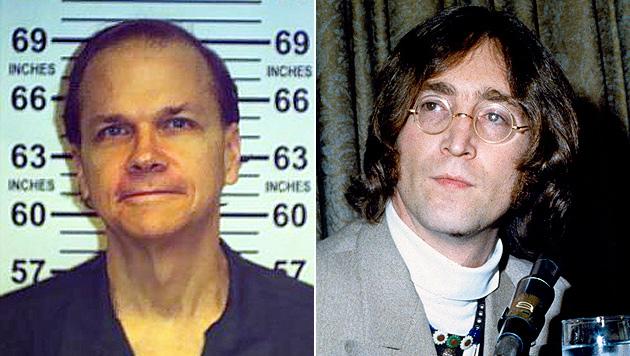 John Lennons Mörder bleibt weiterhin in Haft (Bild: AP)