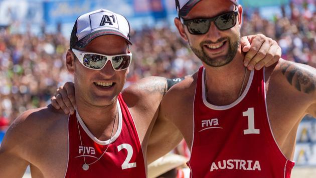 Top-4-Platz! Horst & Doppler in Polen sensationell (Bild: APA/EXPA/GERT STEINTHALER)