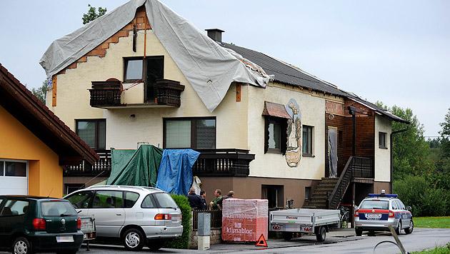 Das Unglückshaus (Bild: Imre Antal)