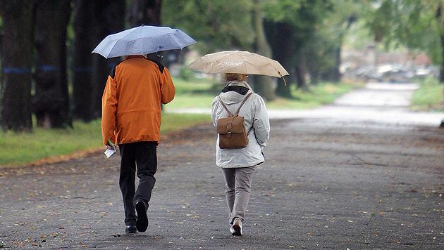 Auf sonnigen Wochenbeginn folgt Regen (Bild: APA/Georg Hochmuth)