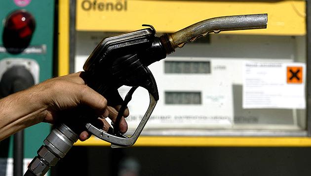 Heizöl derzeit sehr günstig, doch Preise schwanken (Bild: Christof Birbaumer)