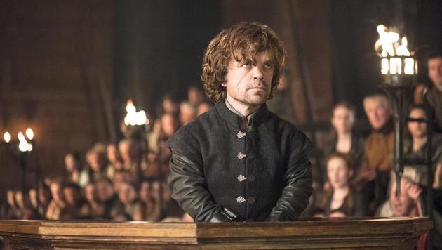 """Peter Dinklage in der Serie """"Game of Thrones"""" (Bild: AP/HBO/Helen Sloan)"""
