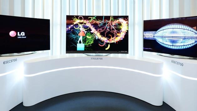 LG startet Verkauf des weltweit ersten 4K-OLED-TVs (Bild: LG)