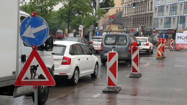 Wohnen an großen Straßen erhöht Demenzrisiko (Bild: Andi Schiel)