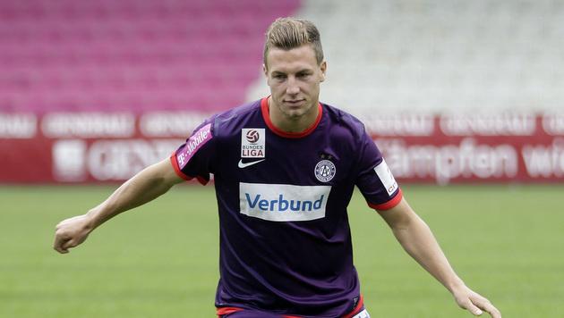 Lukas Rotpuller Austria Wien holt Lukas Rotpuller zurck
