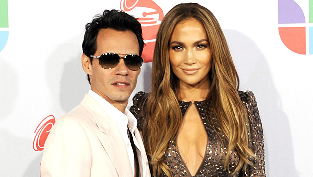 Marc Anthony war mit Jennifer Lopez verheiratet. (Bild: MIKE NELSON/EPA/picturedesk.com)