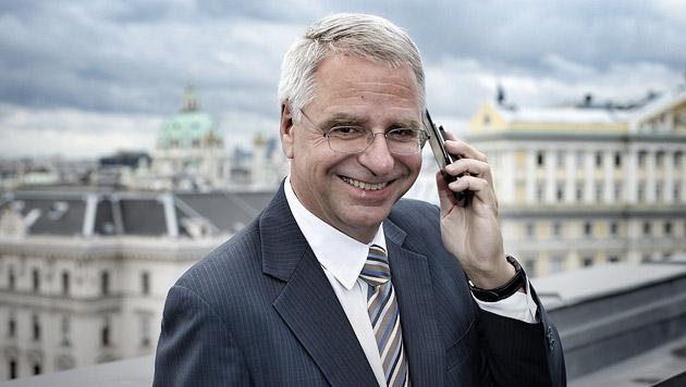 """Personalberater: """"Politik ist schlechter Leumund"""" (Bild: Reinhard Holl)"""